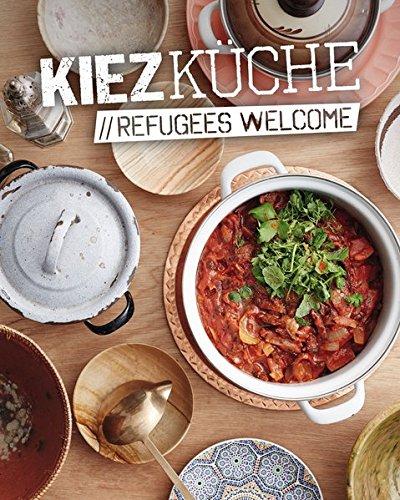 Kiezküche Refugees Welcome - Gesunde Hühner-reis-suppe