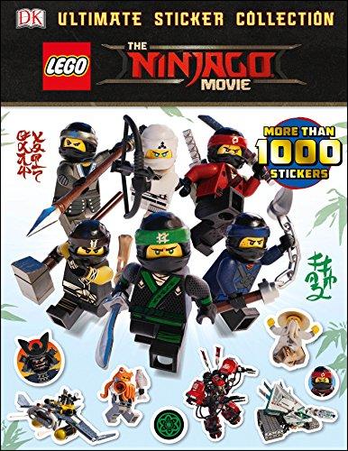 The Lego Ninjago Movie. Ultimate Sticker Collection por Vv.Aa.