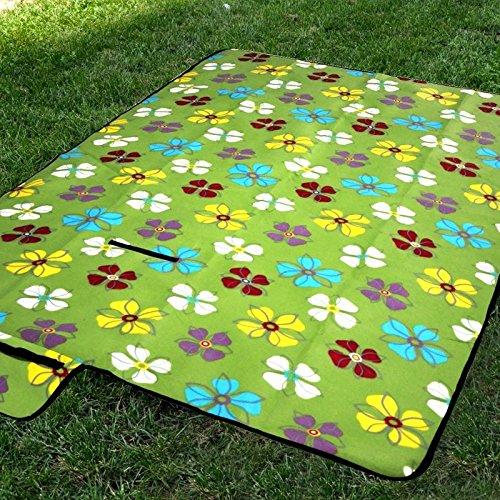tapis de pique-nique pad étanche à l'humidité Suede (200 * 150cm)