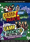 Camp Rock 1 & 2 [Reino Unido] [DVD]