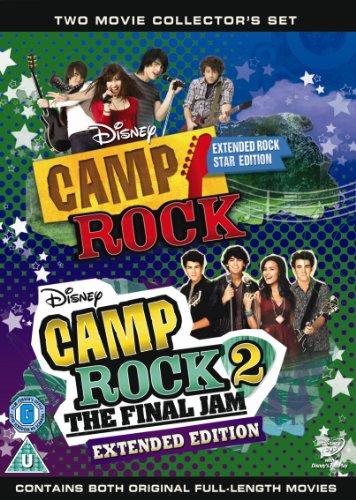 Camp Rock 1 & 2 [UK Import]