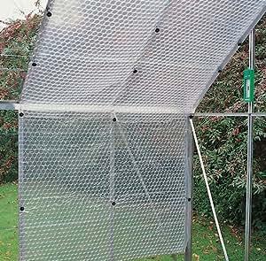 Eden Halls Greenhouses Ltd Eden Bubblewrap Insulation
