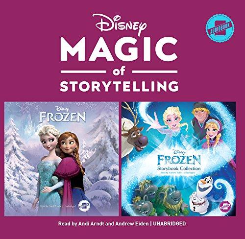 Disney Magic of Storytelling Presents: Disney Frozen / Disney Frozen Storybook Collection (Disney Frozen Collection)