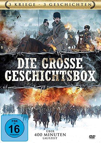 Die grosse Geschichtsbox [2 DVDs]