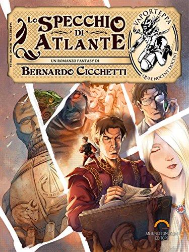 Lo Specchio di Atlante (Vaporteppa Vol. 11)