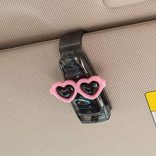 Glasses frame Autobrille Clip, Auto Sonnenbrille Halterung, Auto Eye Box, Auto Sonnenblende aufbewahrungsclip(G;)