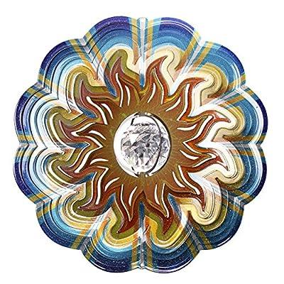 Iron Stop Windspiel Windspiel Kristallsonne, 25cm von Woodstream bei Du und dein Garten