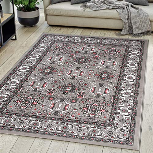 Carpeto Rugs Alfombra salón Oriental Persa Pelo Corto