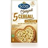 Riso Scotti - Riso 5 Cereali con Lenticchie - Mix Integrale di Riso, Farro, Grano Saraceno, Segale e Avena Fonte di…