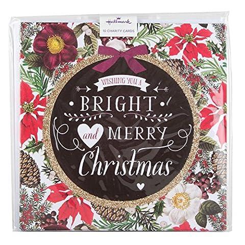 Hallmark Weihnachtskarte-Pack