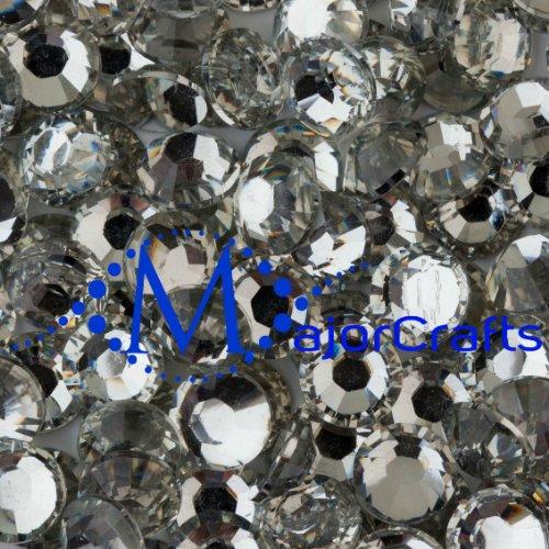 majorcrafts-5000pcs-mixed-sizes-crystal-clear-flat-back-14-facets-round-resin-rhinestones