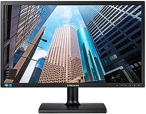 Samsung S22E200B Monitor 22'' Full HD, 1920x1080, 16.7 M di Colori, 5 ms, 60 Hz, DVI, D-Sub, Eye Saver Mode, Nero