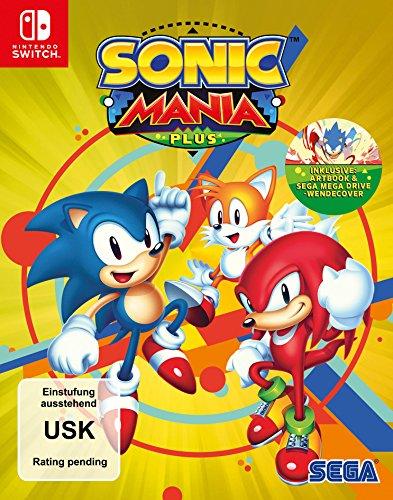 ntendo Switch] (Sonic The)