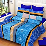 Home Elite 120 TC Cotton Double Bedsheet...