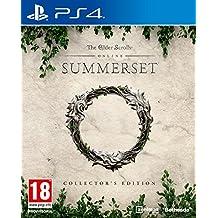 The Elder Scrolls Online - Summerset Collector's Edition - PlayStation 4