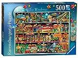Ravensburger Toy Wonderama 500 Teile Jigsaw Puzzle