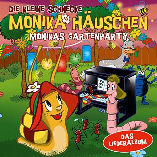 Monikas Gartenparty - Das Lied...