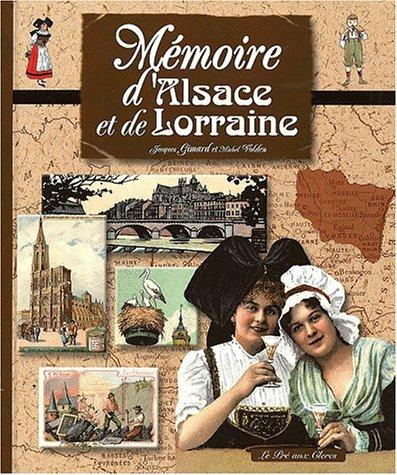 Mémoire d'Alsace-Lorraine