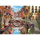 Gibsons Paris & Venice 4x500pcs Jigsaw