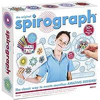 SPIROGRAPH Kit 30+ con rotuladores (Fábrica de Juguetes 41235.0)