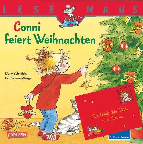 Carlsen Lesemaus: Conni feiert Weihnachten
