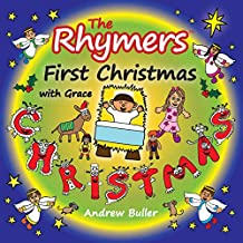 PERSONALISED NATIVITY STORY - The Rhymers - First Christmas: Grace