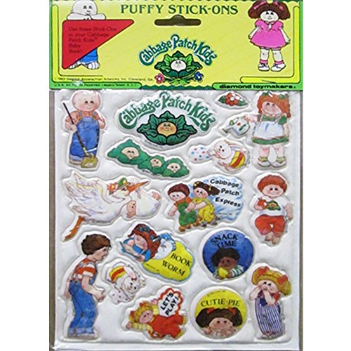 cabbage-patch-kids-vintage-1983-puffy-stickers-style-6-1-sheet