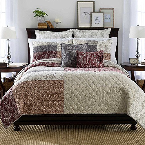 Adorn Home schmücken Home Standard Größe Kissen Sham aus der Shayla Betten Kollektion -