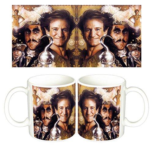 Hook Peter Pan Robin Williams Dustin Hoffman Tasse Mug