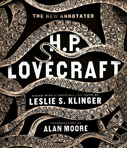 The New Annotated H. P. Lovecraft (Annotated Books) (Norton-karte)