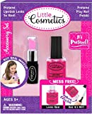 Little Cosmetics Pretend Nail Varnish and Lipstick Accessory Set