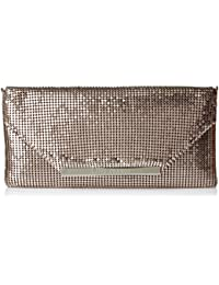 Lino Perros Women's Clutch (Brown)