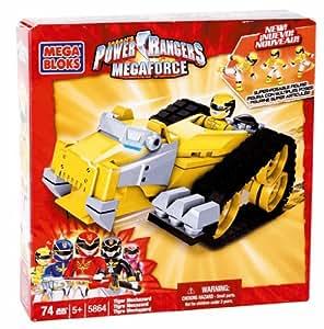 Power Rangers Mega Force Zord Mega Bloks