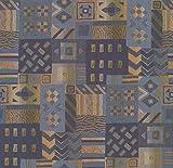 Raumausstatter.de Möbelstoff TÜBINGEN 932 Muster Abstrakt