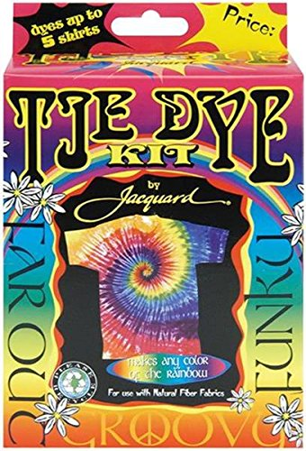Jacquard Tie-Dye Kit