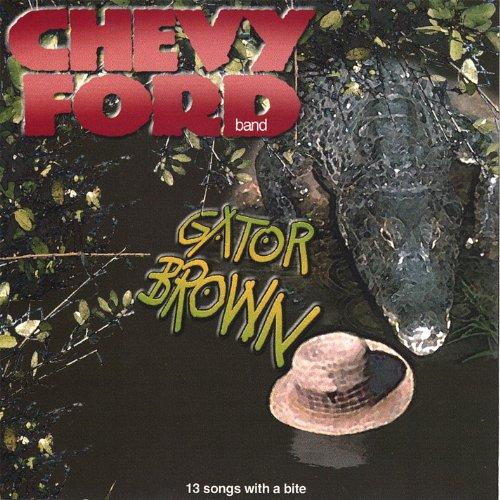 Gator Brown - Brown Gator