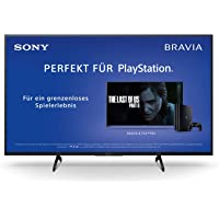 Sony KD-43XH8096 Bravia 108 cm (43 Zoll) Fernseher (Android TV, LED, 4K Ultra HD (UHD), High Dynamic Range (HDR), Smart…