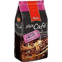 Melitta Ganze Kaffeebohnen, charaktervoll und intensiv mit Nuancen dunkler Schokolade, kräftiger Röstgrad, Stärke 4…