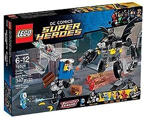 LEGO DC Comics Super Heroes Gorilla Grodd goes Bananas - building sets (Boy, Multicolour)