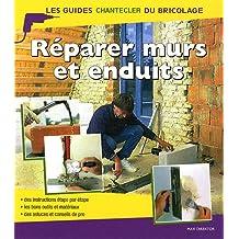 Réparer murs et enduits