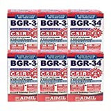 Aimil BGR - 34 Tablets (Pack of 6)