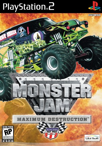 Monster Jam: Maximum - Jam Spiele Monster