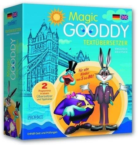 Magic Gooddy Textübersetzer Englisch/Deutsch