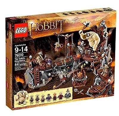 LEGO Señor de los Anillos 79010 - El Hobbit 5: El rey orco por Lego The Hobbit