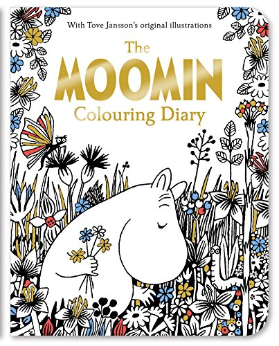 The Moomin Colouring Diary: Alle Infos bei Amazon