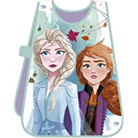 Arditex WD13350 Tablier avec manches et poche pour activités Disney-Frozen II