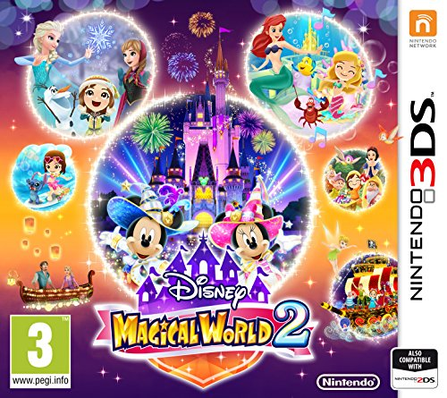 Disney - Magical World 2 - 3DS Game lowest price