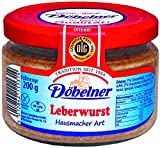 Döbelner Döbelner Leberwurst Hausmacher-Art Leberwurst-Aufstrich - 1 x 200 g