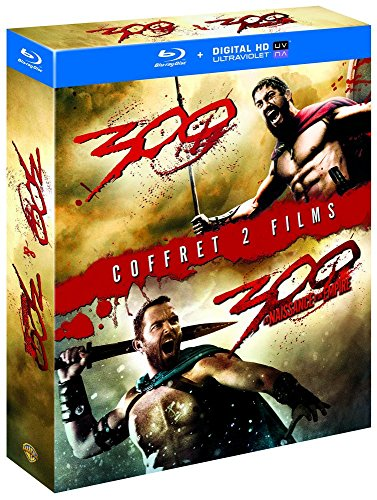 300 + 300 : La Naissance d'un Empire - Coffret Blu-Ray