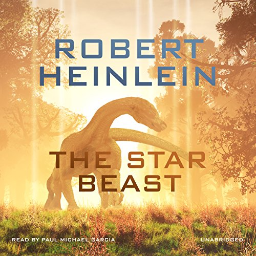 The Star Beast  Audiolibri